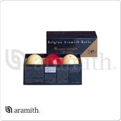 Bilie Set Carambola Super Aramith DeLuxe 61,5 mm.