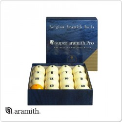 Bilie Set Piramide Russa Super  Aramith Pro 68 mm.