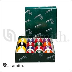Bilie Set Pool  Aramith Premier 57,2 mm.