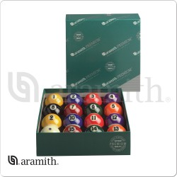 Bilie Set Pool  Aramith Premium 57,2 mm.