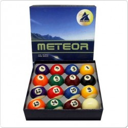 Bilie Set Pool Meteor 57,2 mm.