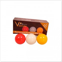 Bilie Set Ventura Tournament 61,5 mm