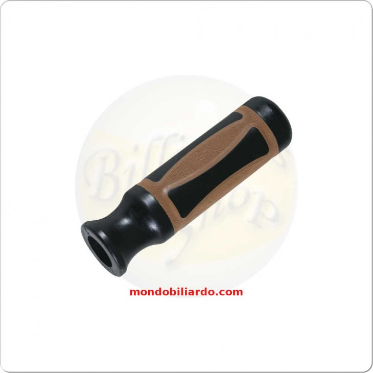 Manopola EVO Marrone per Aste 16 mm