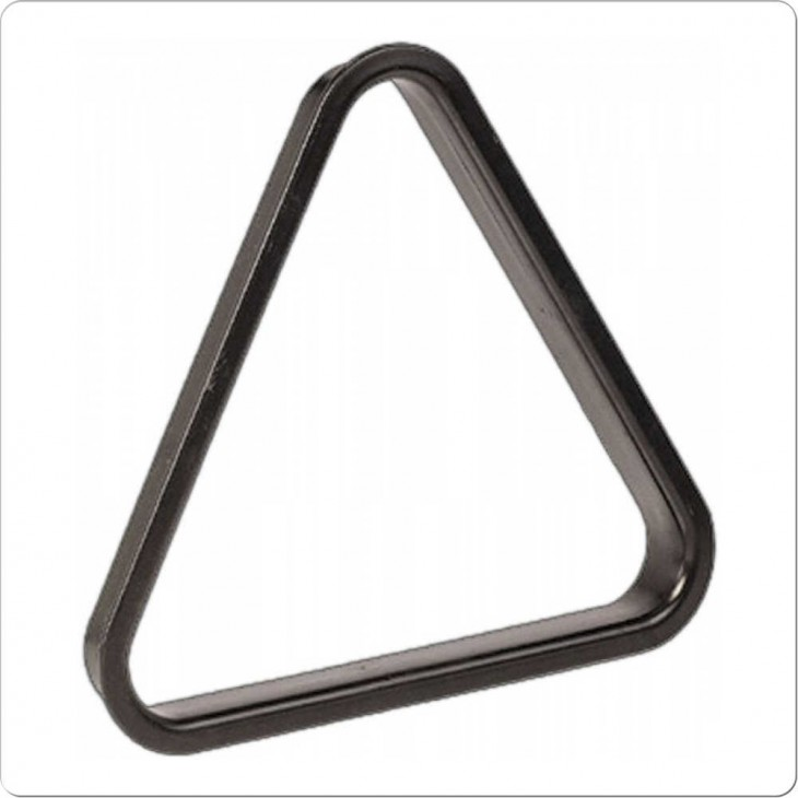 Triangolo in Plastica per Bilie 38 mm.